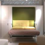 шкаф-кровать рендер