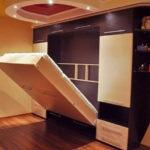 шкаф-кровать в квартире